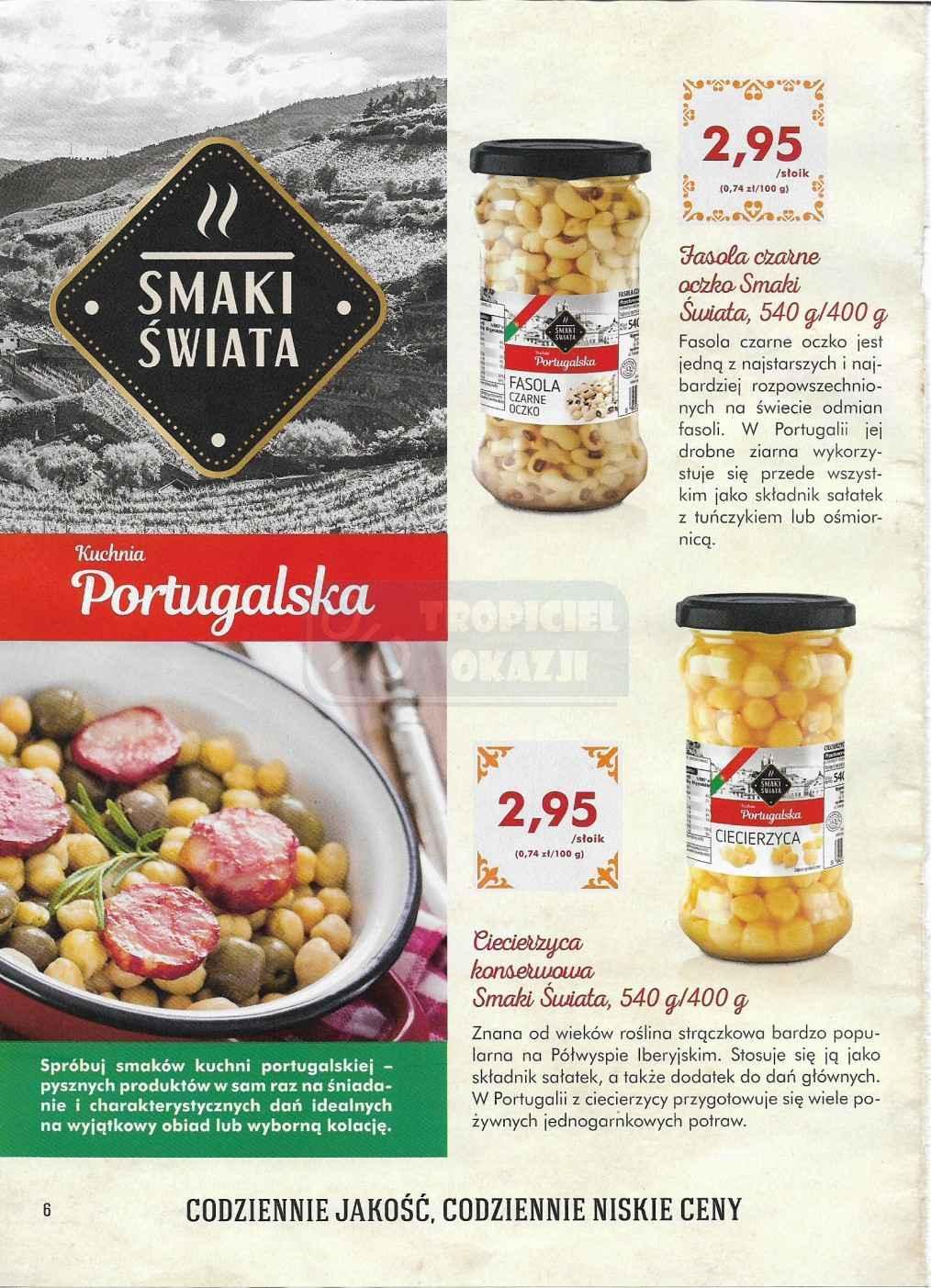 Gazetka Promocyjna I Reklamowa Biedronka Nowe Smaki