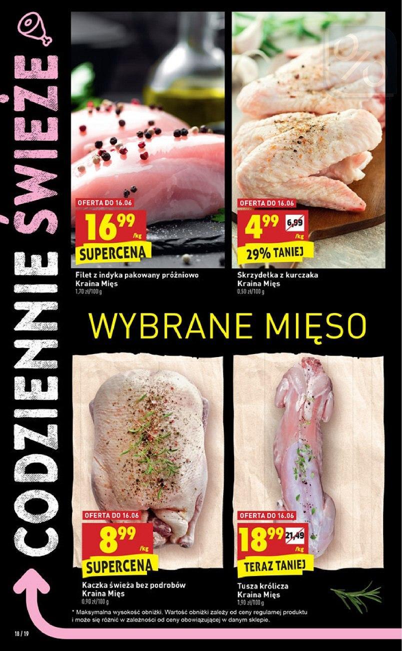 Gazetka promocyjna Biedronka do 20/06/2018 str.18