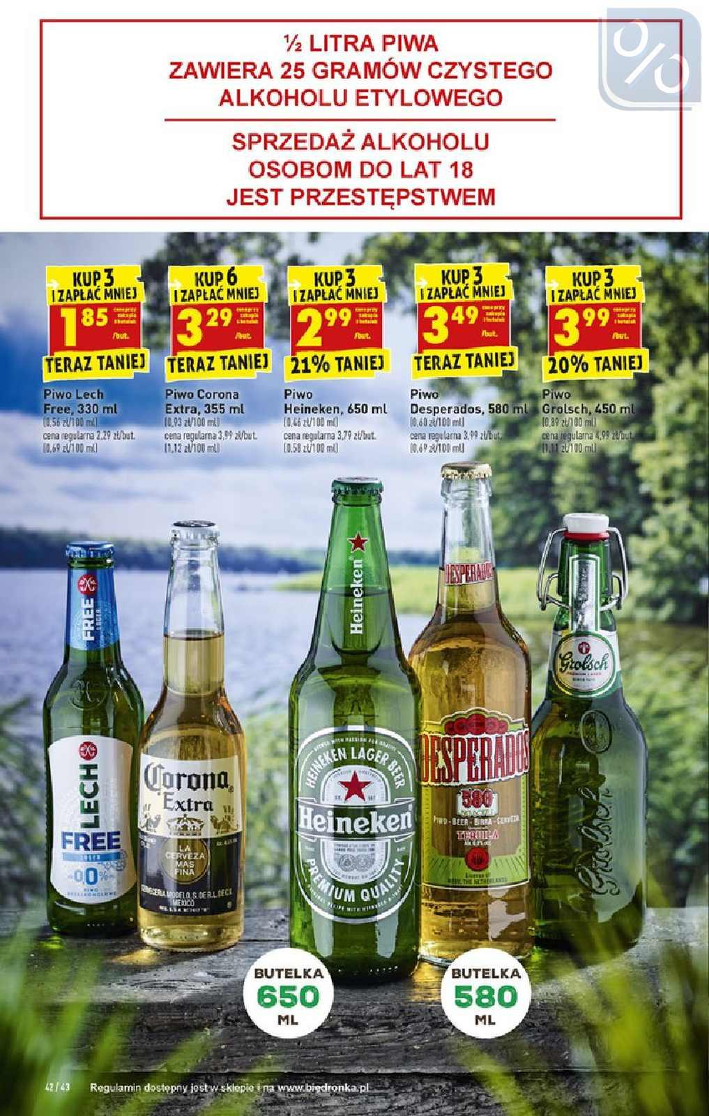 Gazetka promocyjna Biedronka do 12/05/2019 str.41