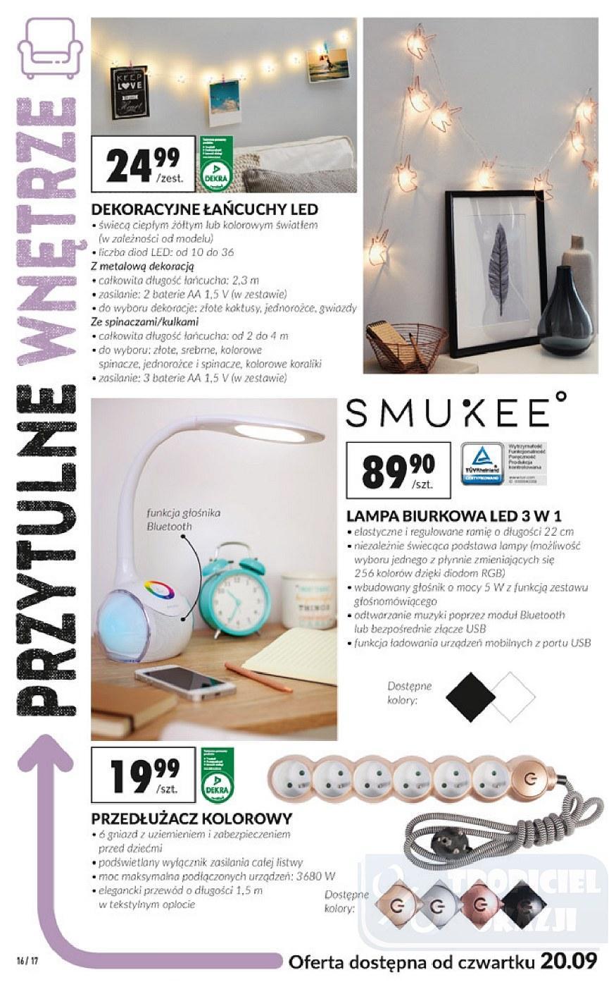 Gazetka promocyjna Biedronka do 30/09/2018 str.15
