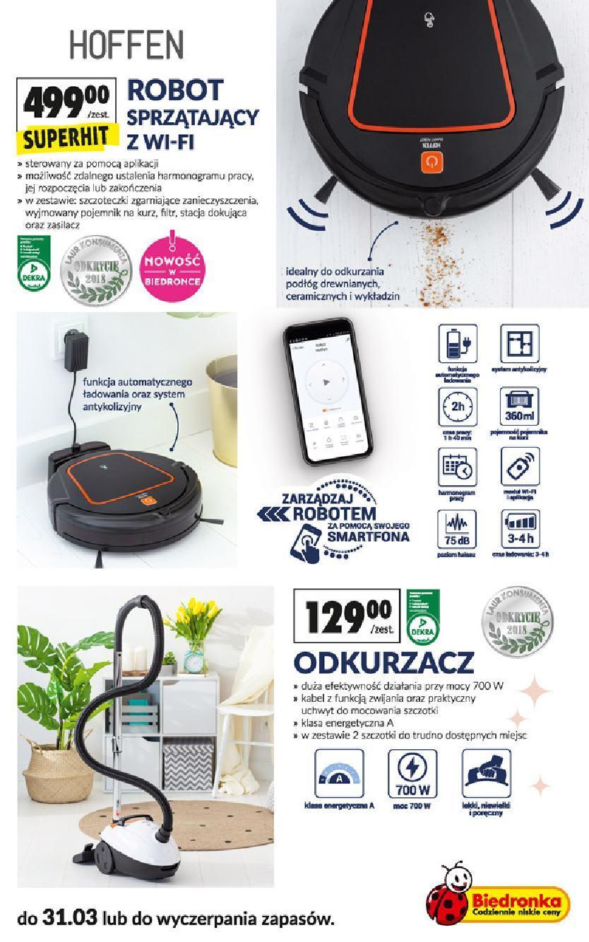 Gazetka promocyjna Biedronka do 04/04/2019 str.3