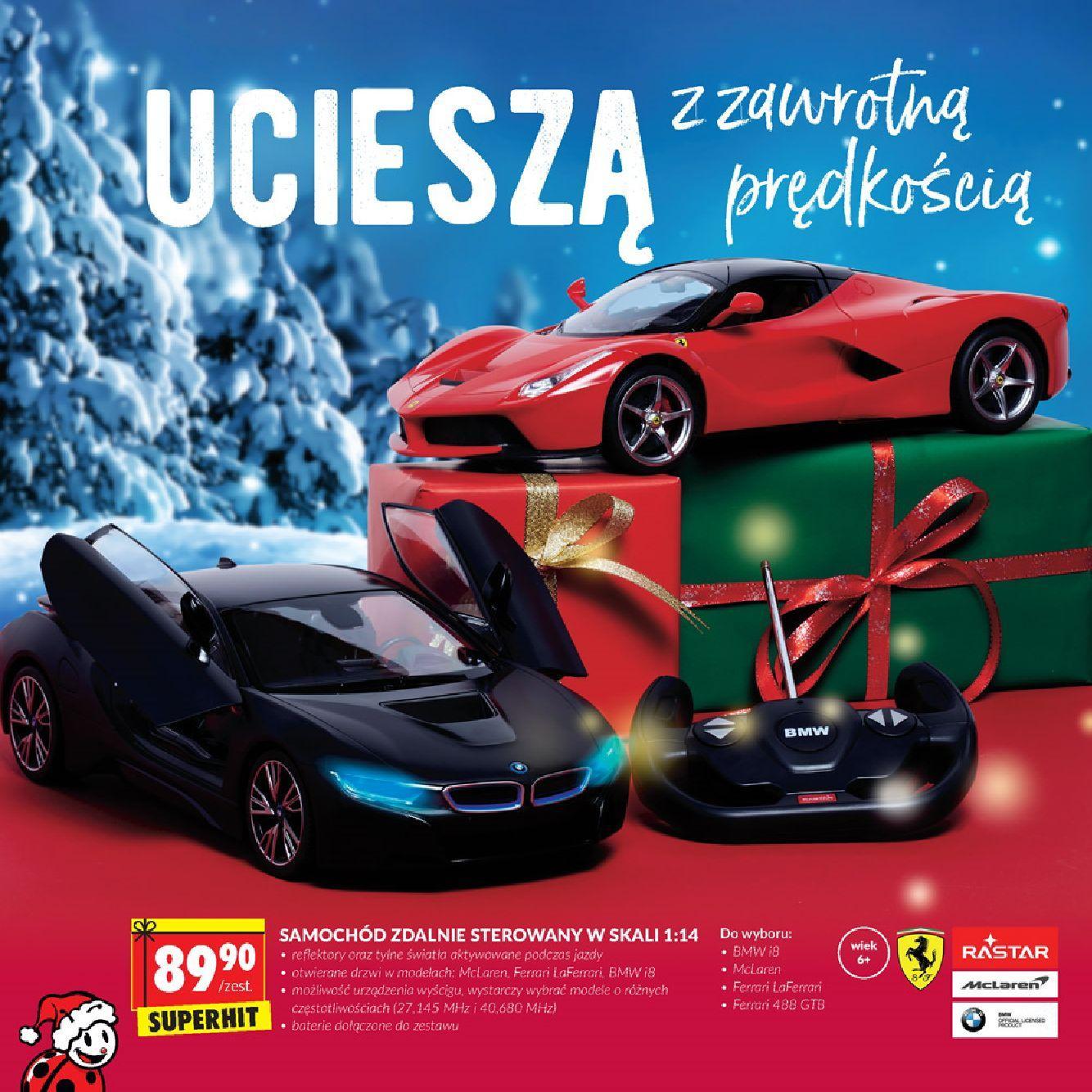 Gazetka promocyjna Biedronka do 15/12/2019 str.22