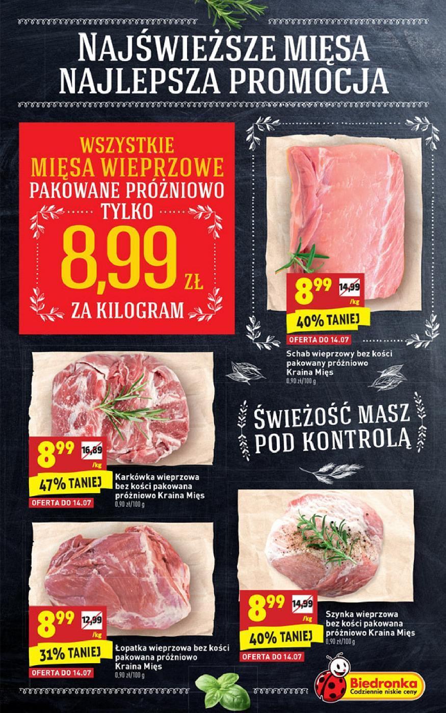 Gazetka promocyjna Biedronka do 18/07/2018 str.9