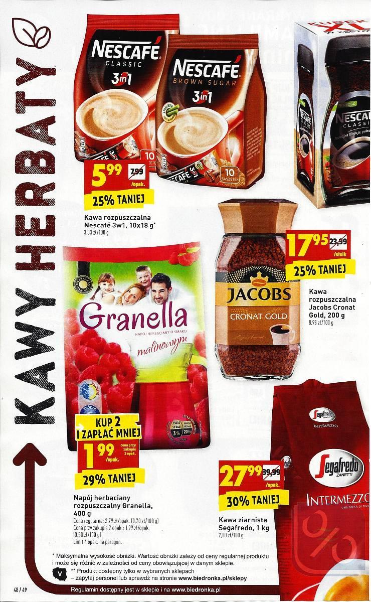Gazetka promocyjna Biedronka do 02/05/2018 str.47