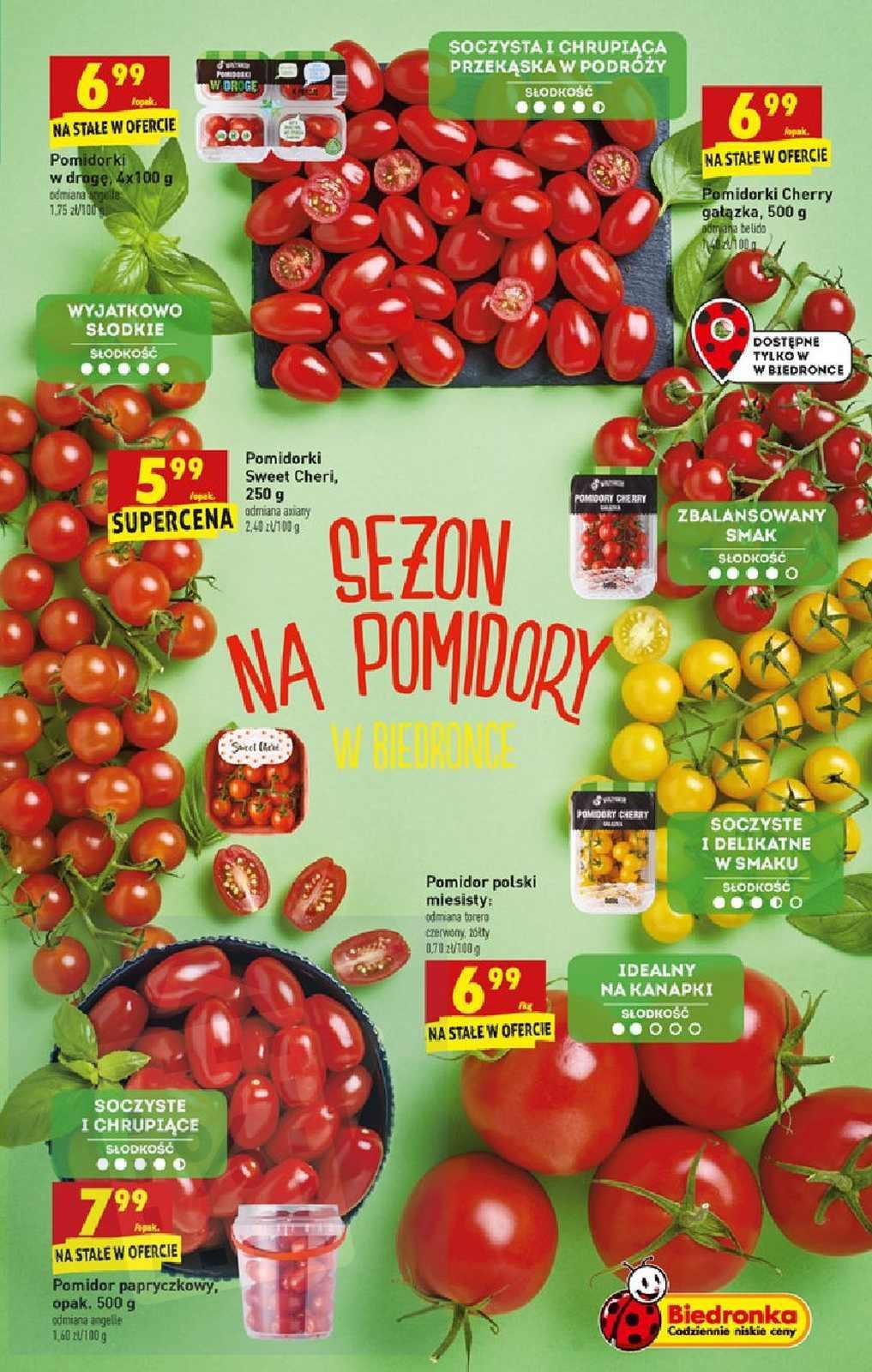 Gazetka promocyjna Biedronka do 25/08/2019 str.8