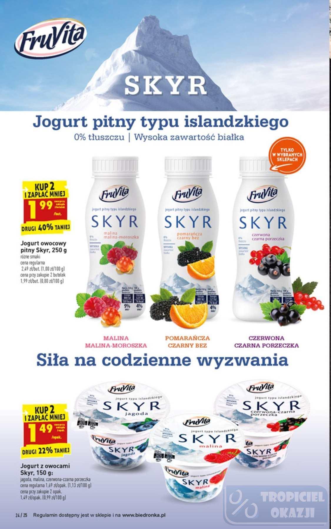 Gazetka promocyjna Biedronka do 17/02/2019 str.24
