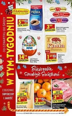 Biedronka gazetka - od 22/11/2018 do 28/11/2018