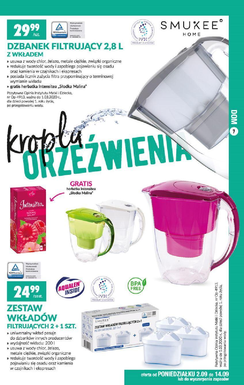 Gazetka promocyjna Biedronka do 18/09/2019 str.7