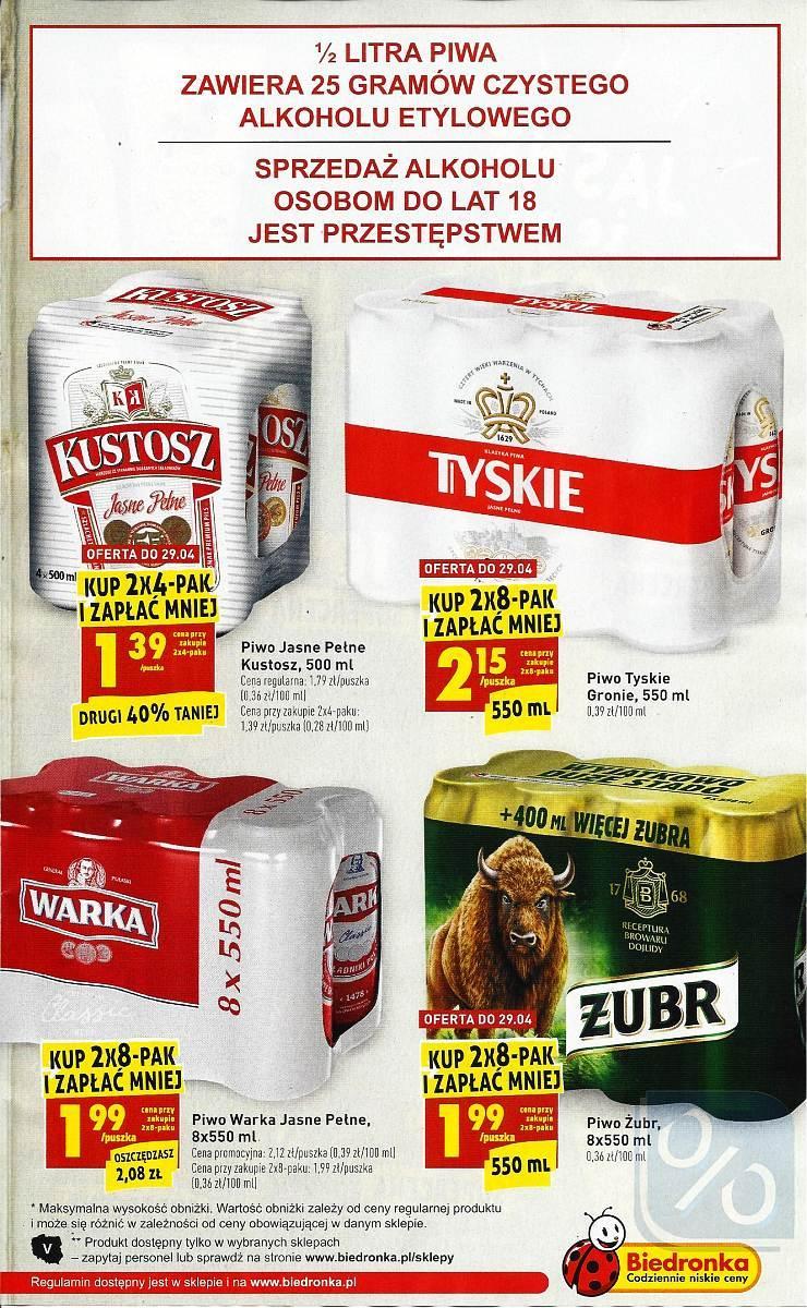 Gazetka promocyjna Biedronka do 02/05/2018 str.54