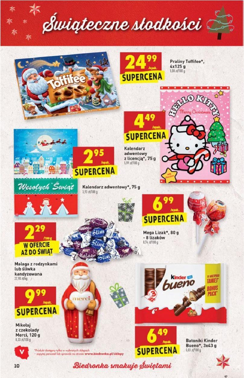 Gazetka promocyjna Biedronka do 22/11/2017 str.9