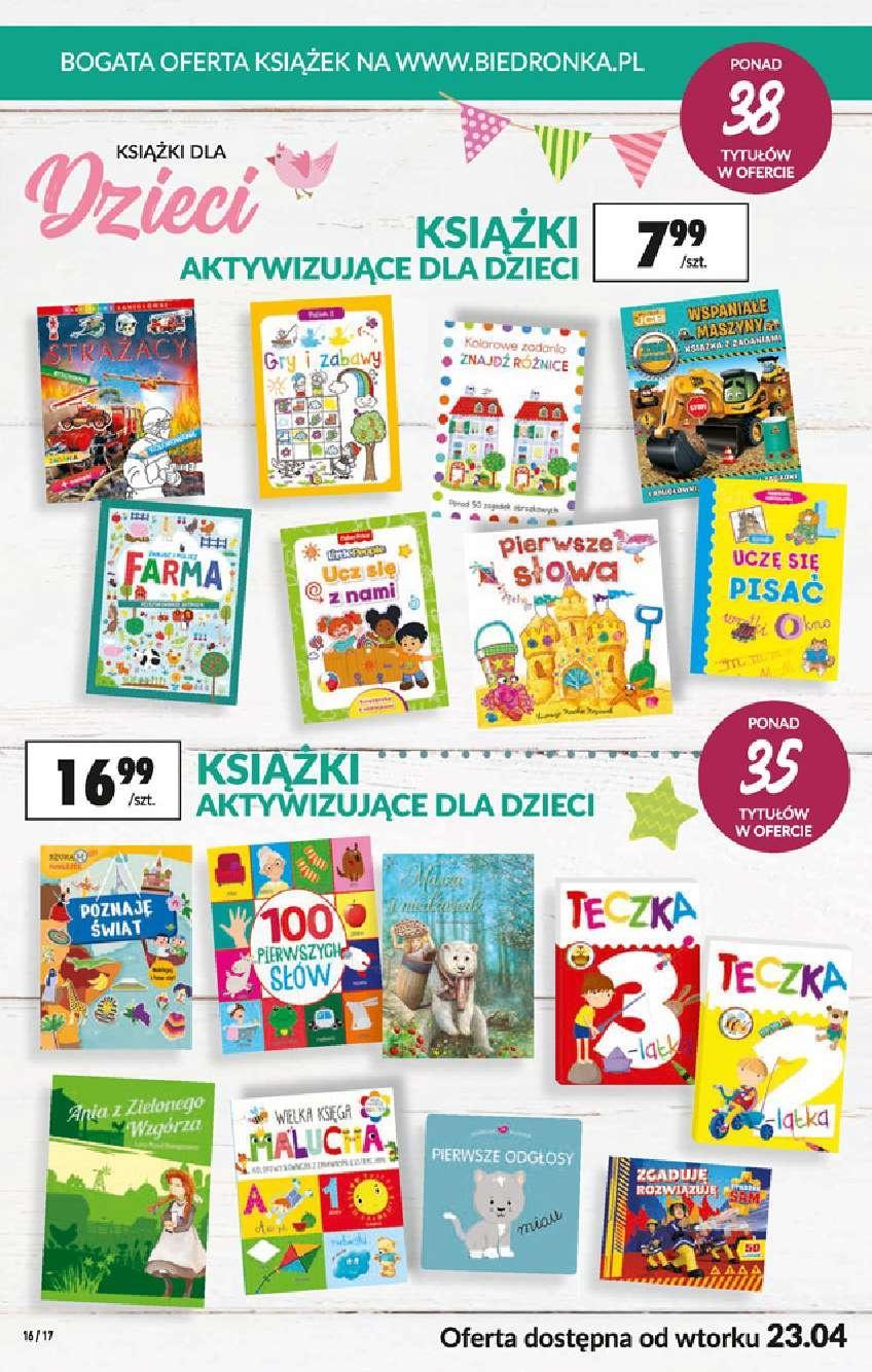 Gazetka promocyjna Biedronka do 08/05/2019 str.15