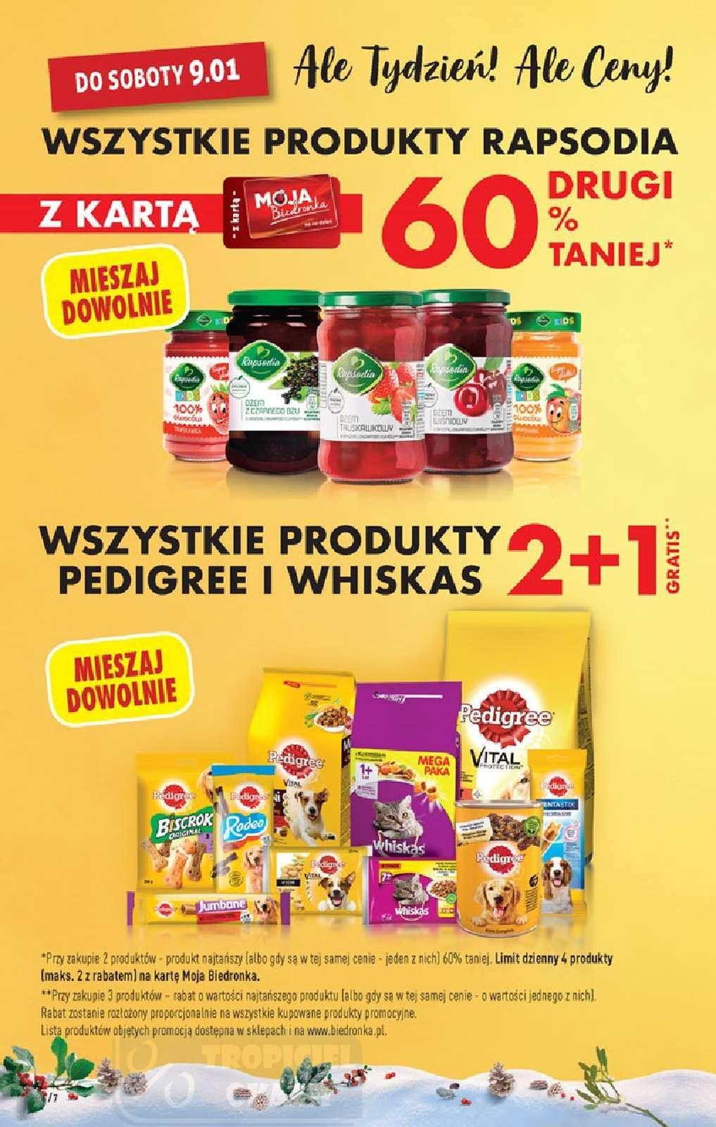 Gazetka promocyjna Biedronka do 13/01/2021 str.6