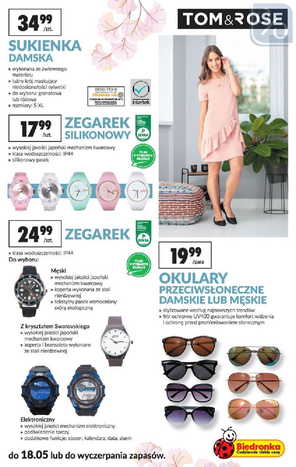 Gazetka promocyjna Biedronka do 22/05/2019 str.5