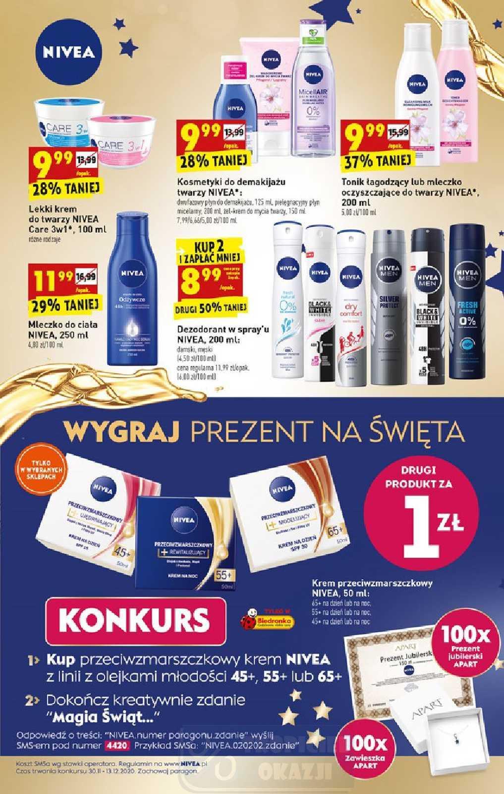 Gazetka promocyjna Biedronka do 06/12/2020 str.49