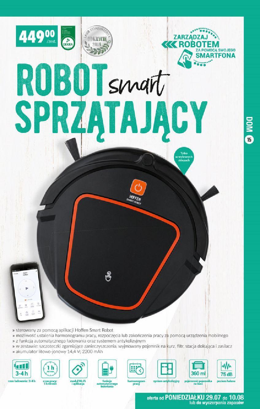 Gazetka promocyjna Biedronka do 14/08/2019 str.15