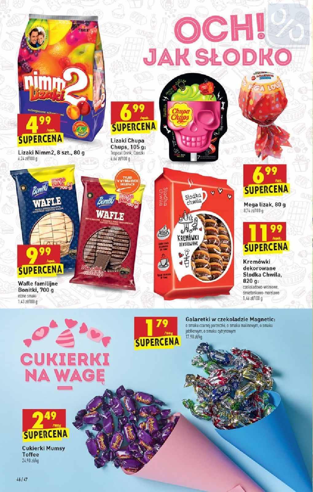 Gazetka promocyjna Biedronka do 24/04/2019 str.45