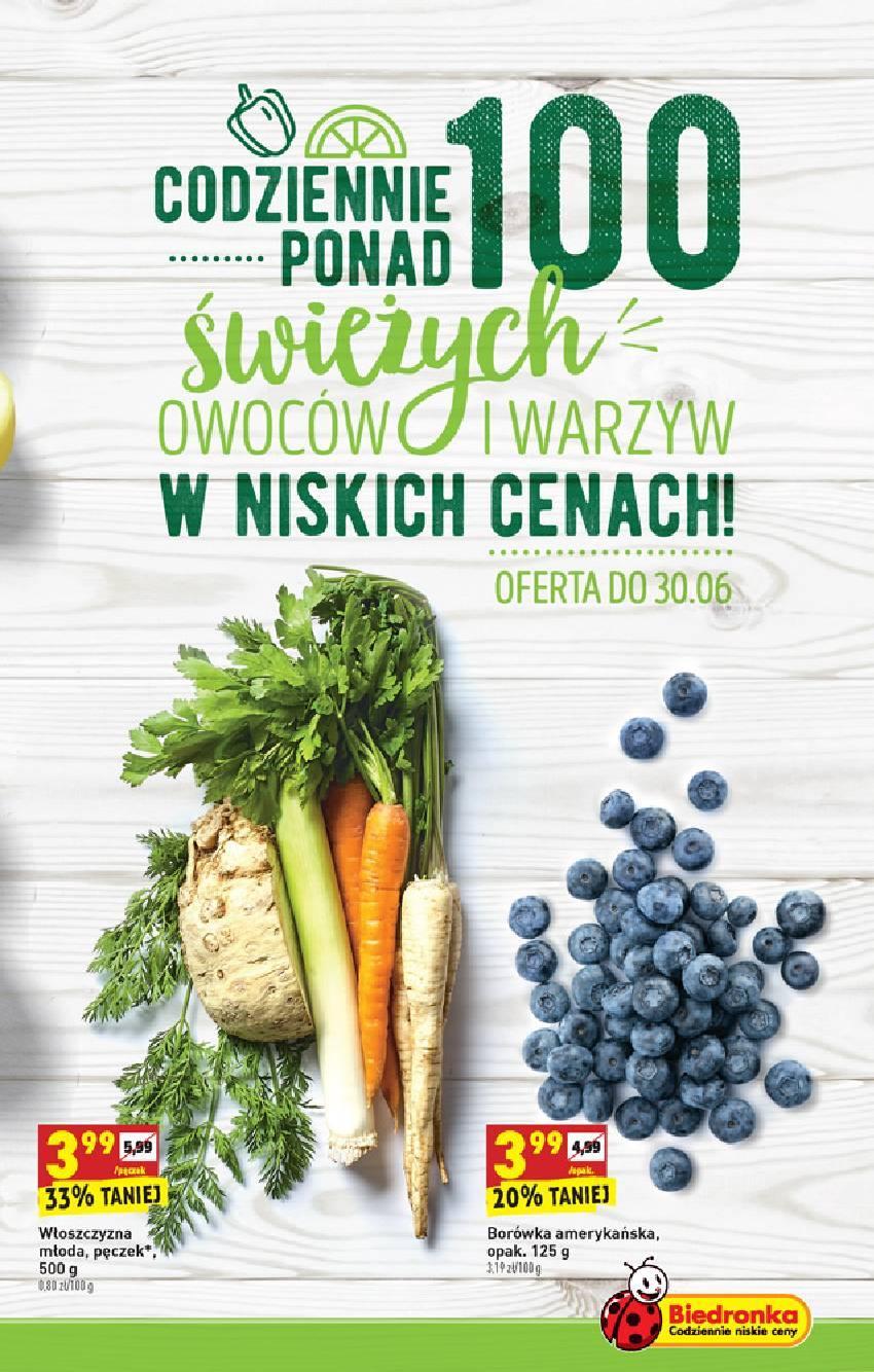 Gazetka promocyjna Biedronka do 03/07/2019 str.7
