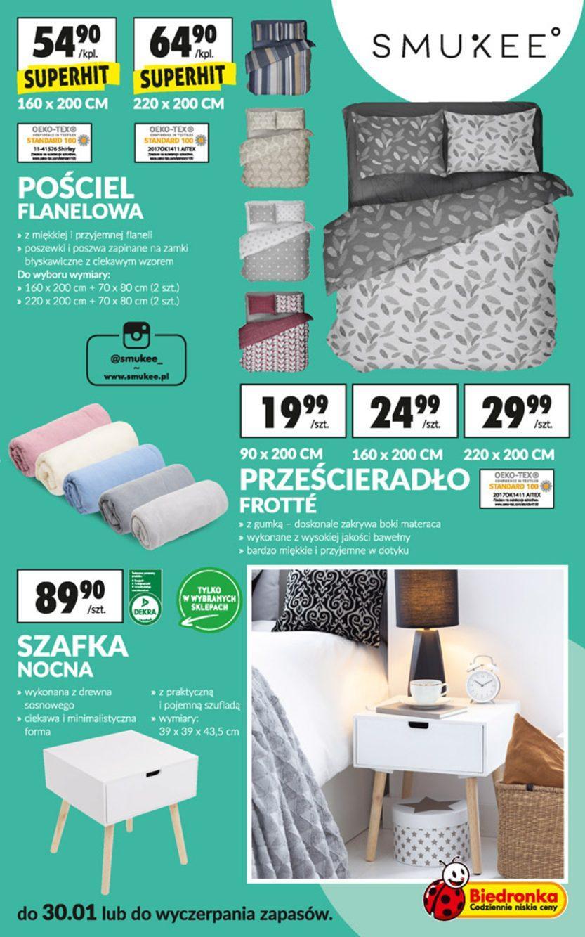 Gazetka promocyjna Biedronka do 30/01/2019 str.19