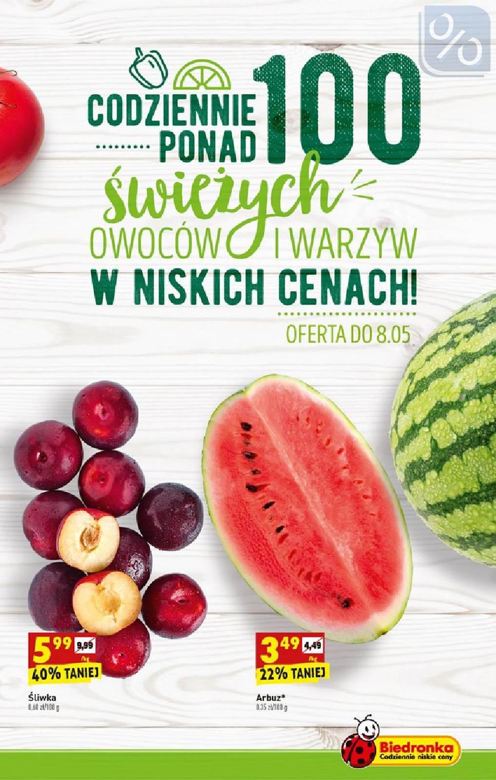 Gazetka promocyjna Biedronka do 12/05/2019 str.6