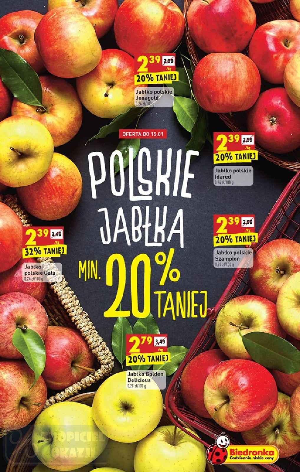 Gazetka promocyjna Biedronka do 18/01/2020 str.7