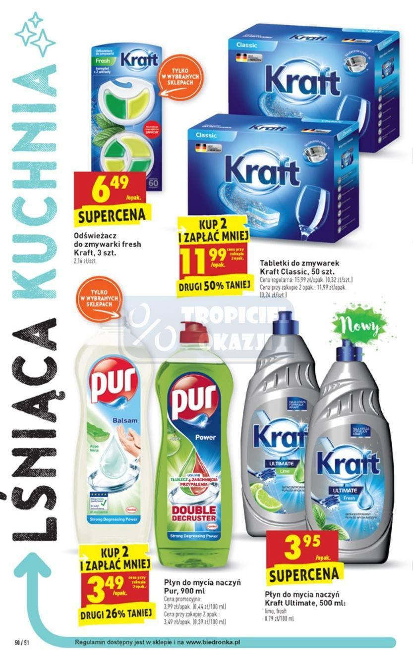 Gazetka promocyjna Biedronka do 17/11/2018 str.50