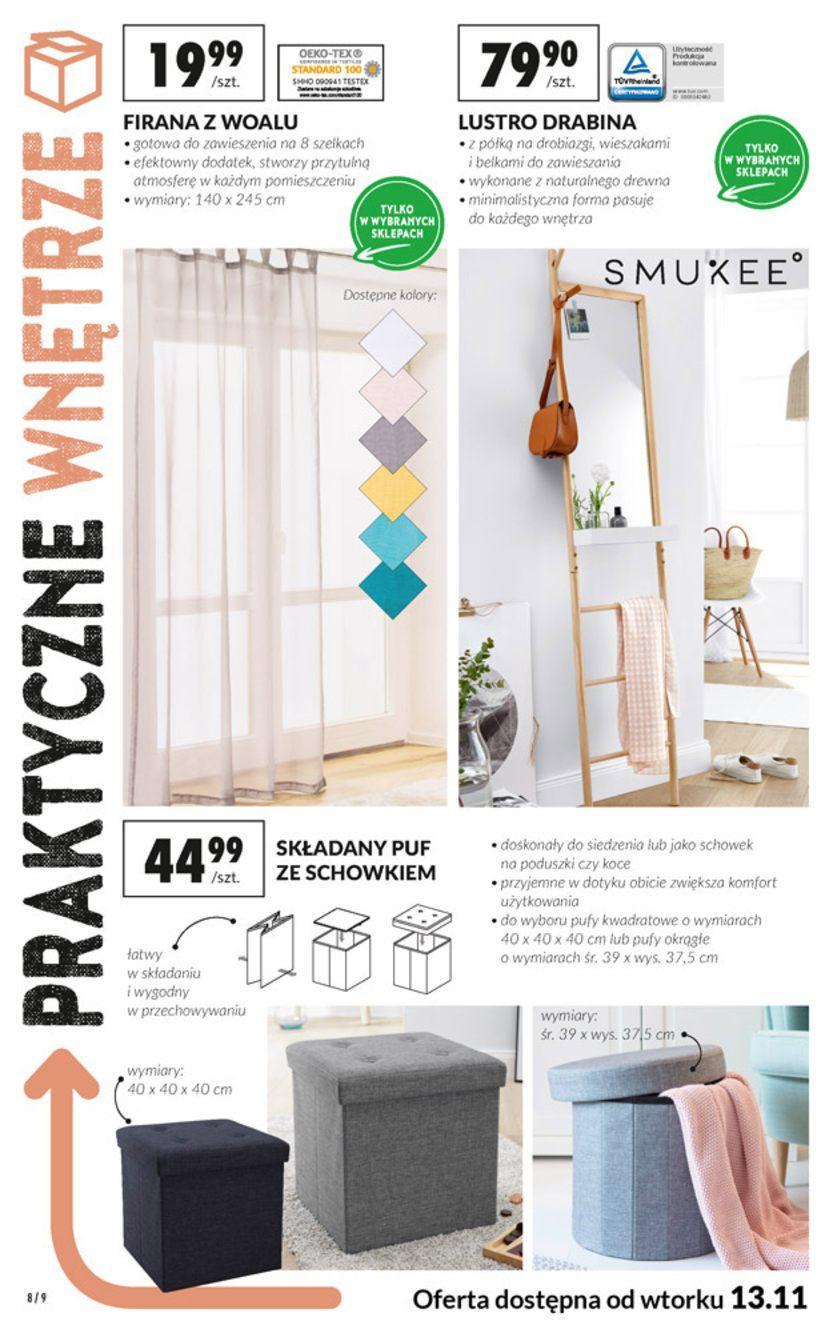 Gazetka promocyjna Biedronka do 25/11/2018 str.8