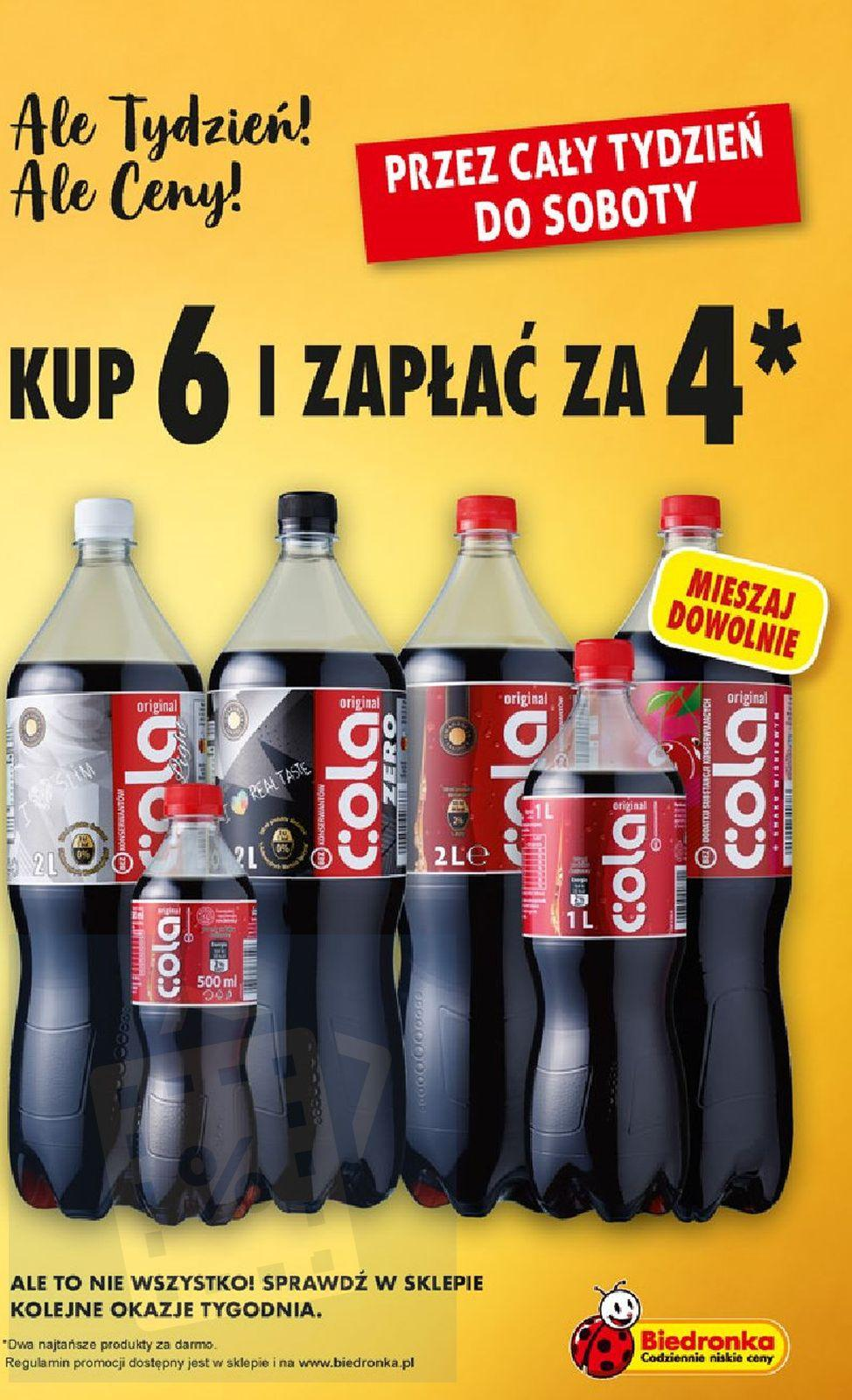 Gazetka promocyjna Biedronka do 07/09/2019 str.2