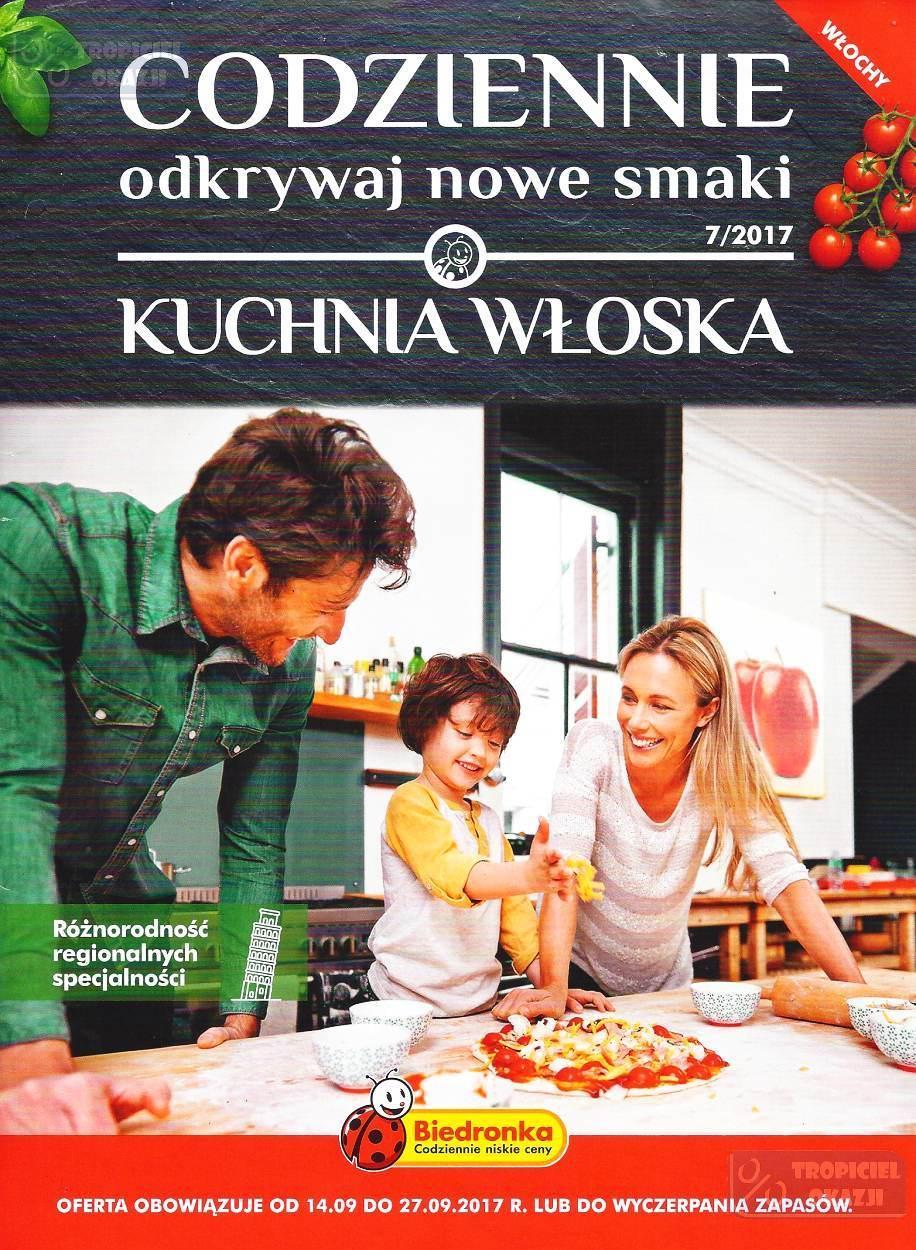 Gazetka promocyjna Biedronka do 27/09/2017 str.0