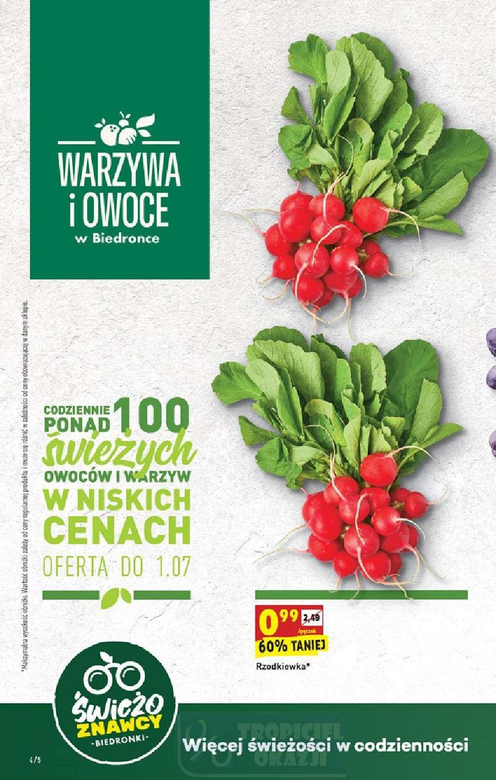 Gazetka promocyjna Biedronka do 04/07/2020 str.4