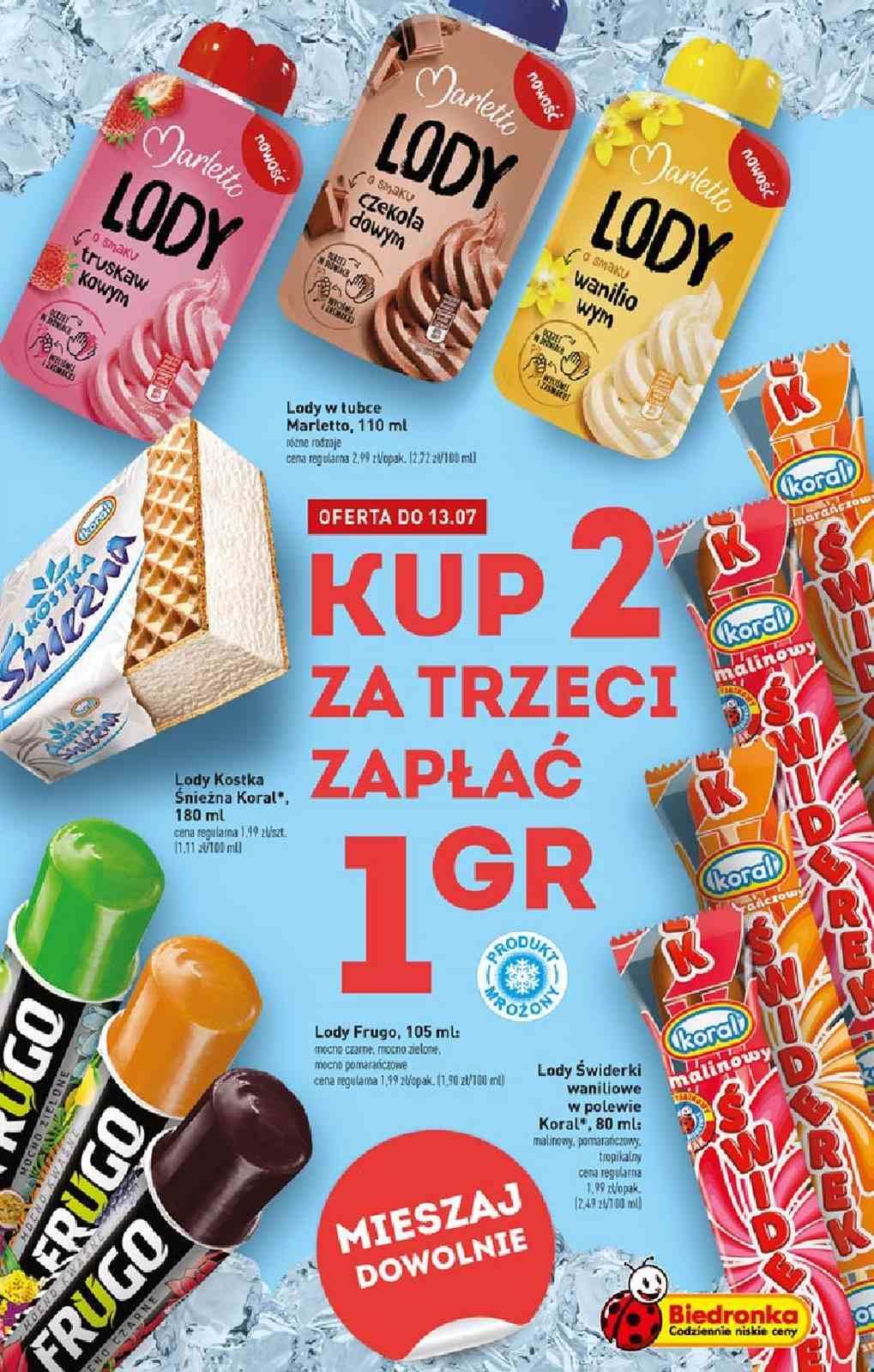 Gazetka promocyjna Biedronka do 17/07/2019 str.28