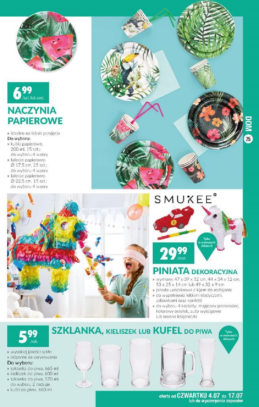 Gazetka promocyjna Biedronka do 17/07/2019 str.24
