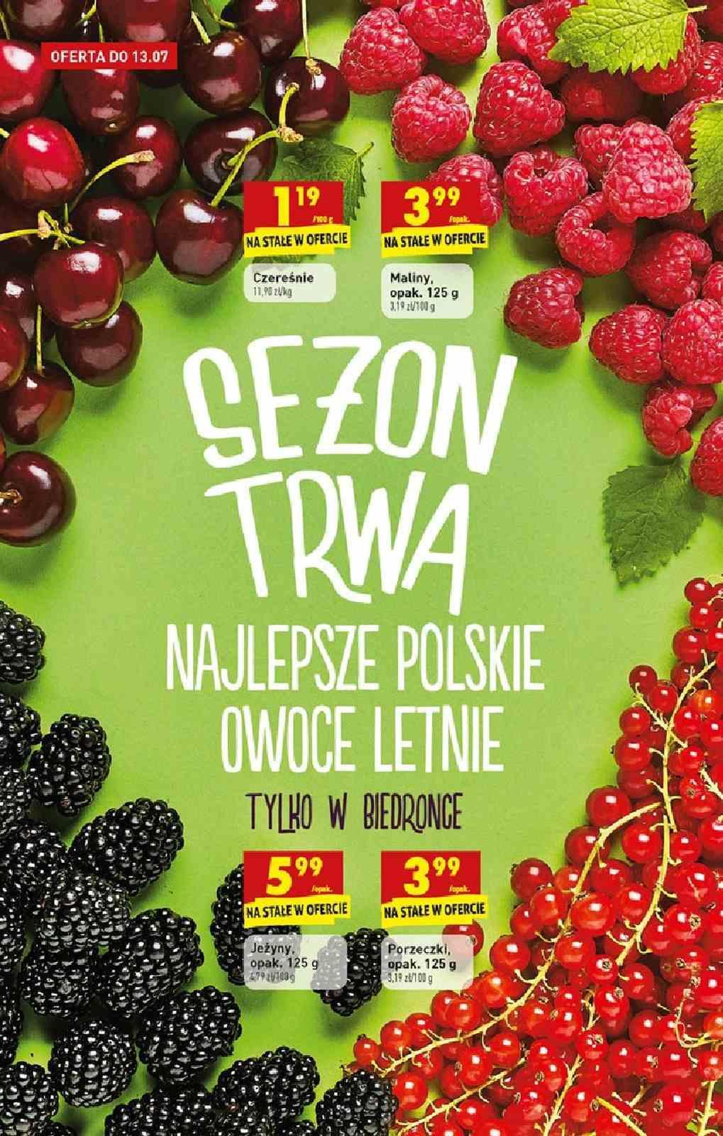 Gazetka promocyjna Biedronka do 17/07/2019 str.5