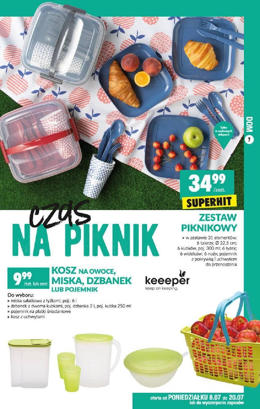 Gazetka promocyjna Biedronka do 24/07/2019 str.6