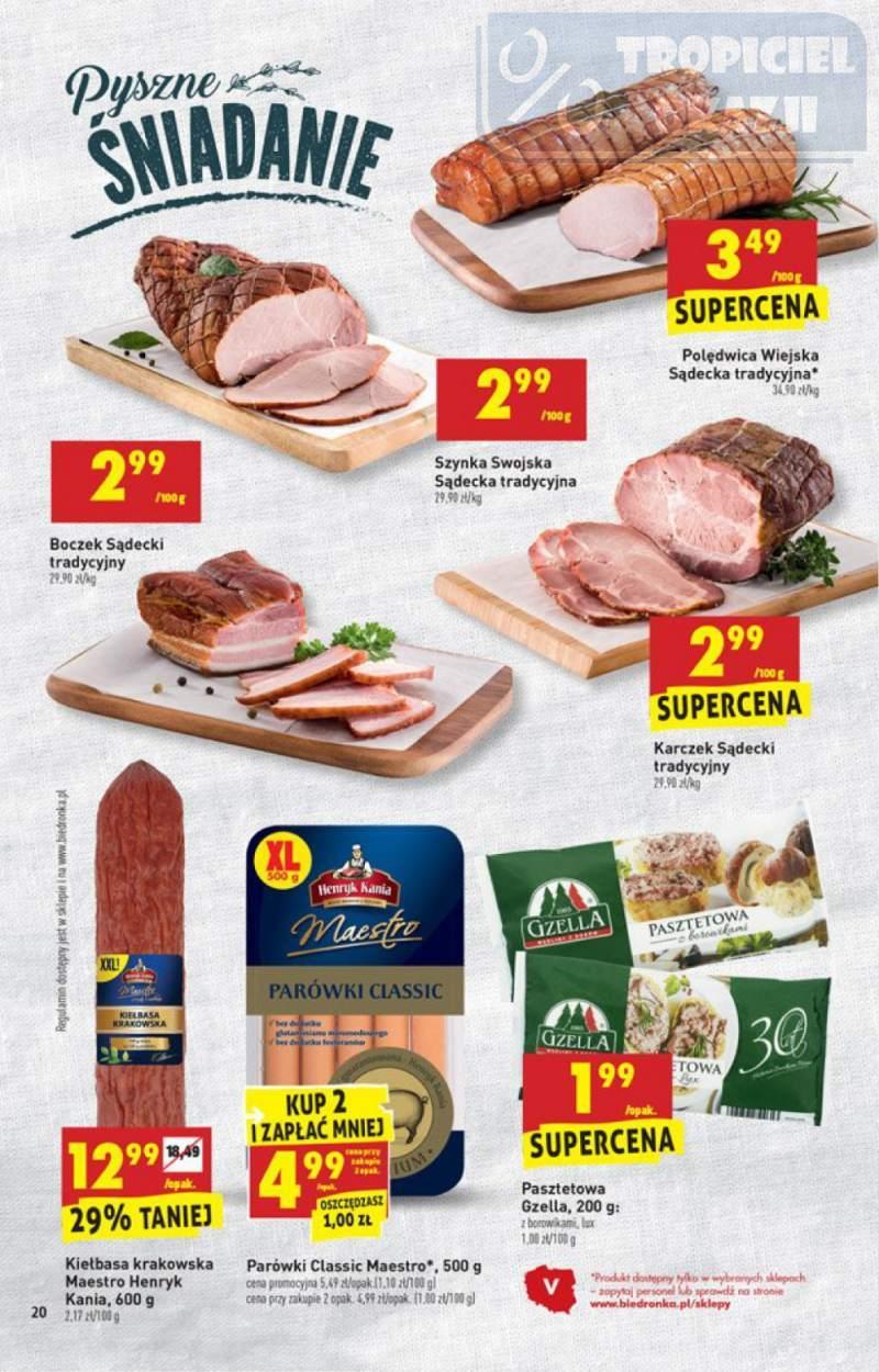 Gazetka promocyjna Biedronka do 18/10/2017 str.19