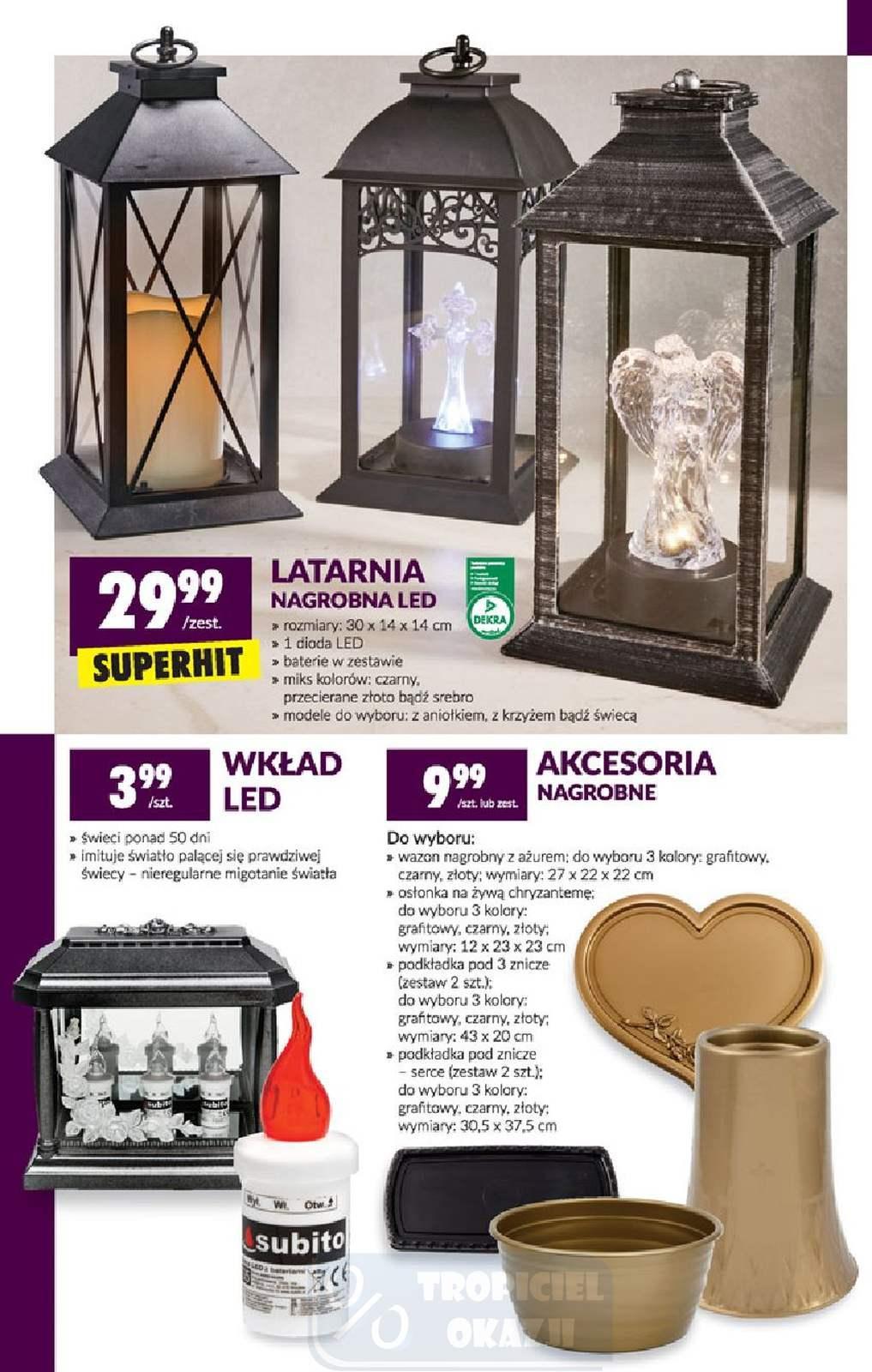 Gazetka promocyjna Biedronka do 14/10/2020 str.18