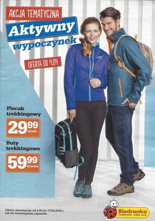 Gazetka promocyjna Biedronka do 17/04/2016 str.0
