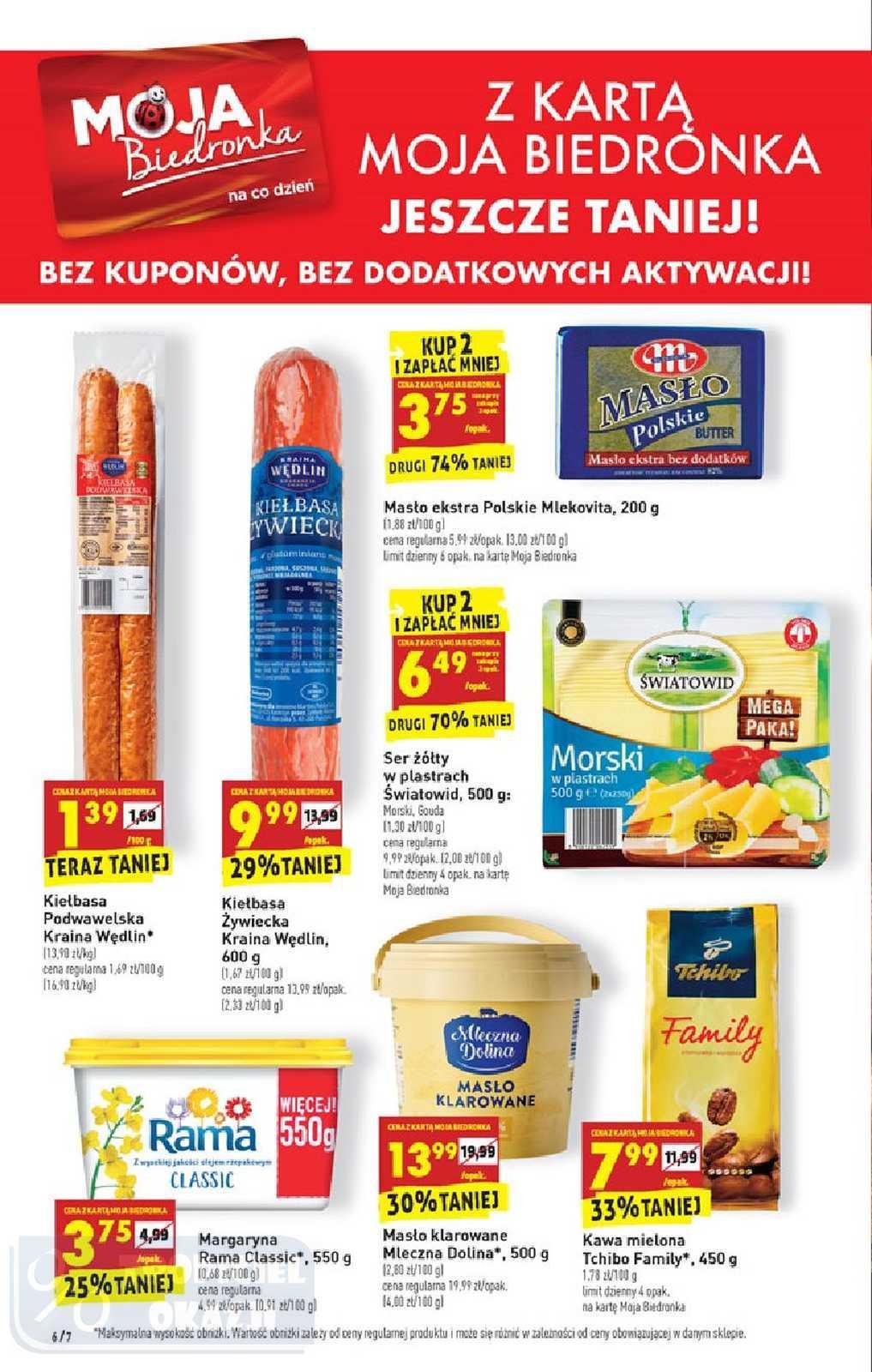 Gazetka promocyjna Biedronka do 18/01/2020 str.6