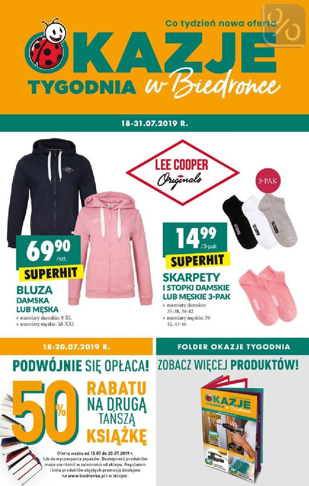 Gazetka promocyjna Biedronka do 24/07/2019 str.63