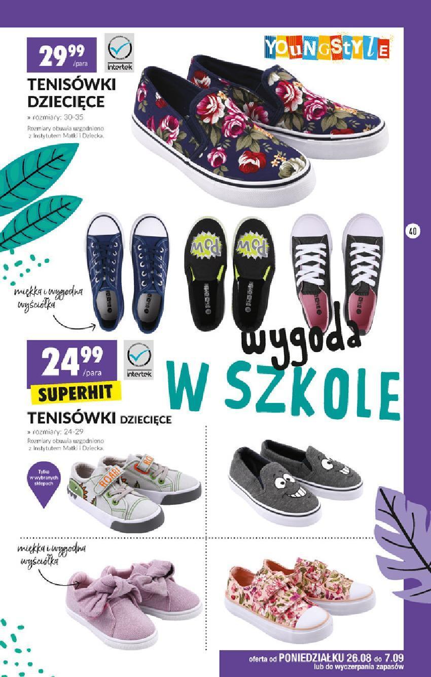 Gazetka promocyjna Biedronka do 07/09/2019 str.39