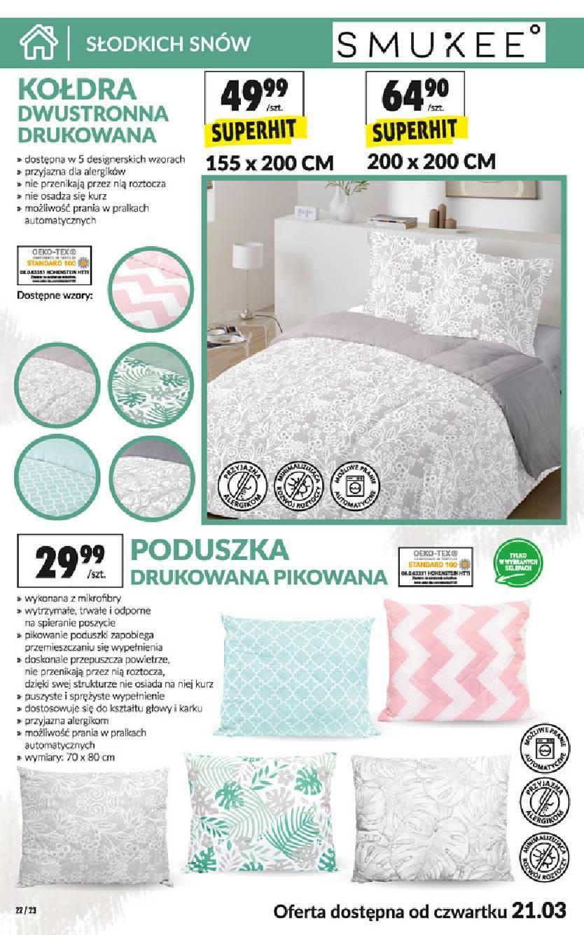 Gazetka promocyjna Biedronka do 04/04/2019 str.22