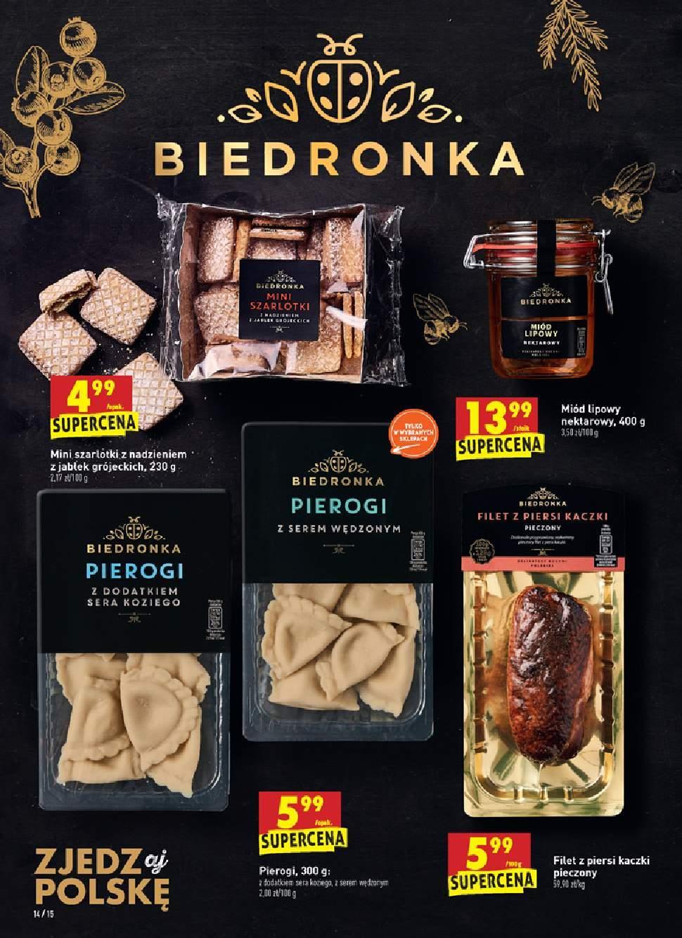 Gazetka promocyjna Biedronka do 22/02/2020 str.14
