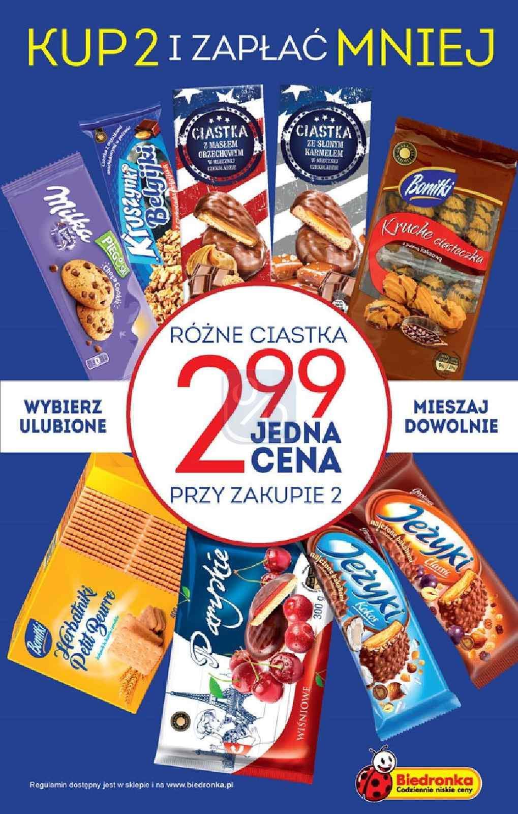 Gazetka promocyjna Biedronka do 30/06/2019 str.44