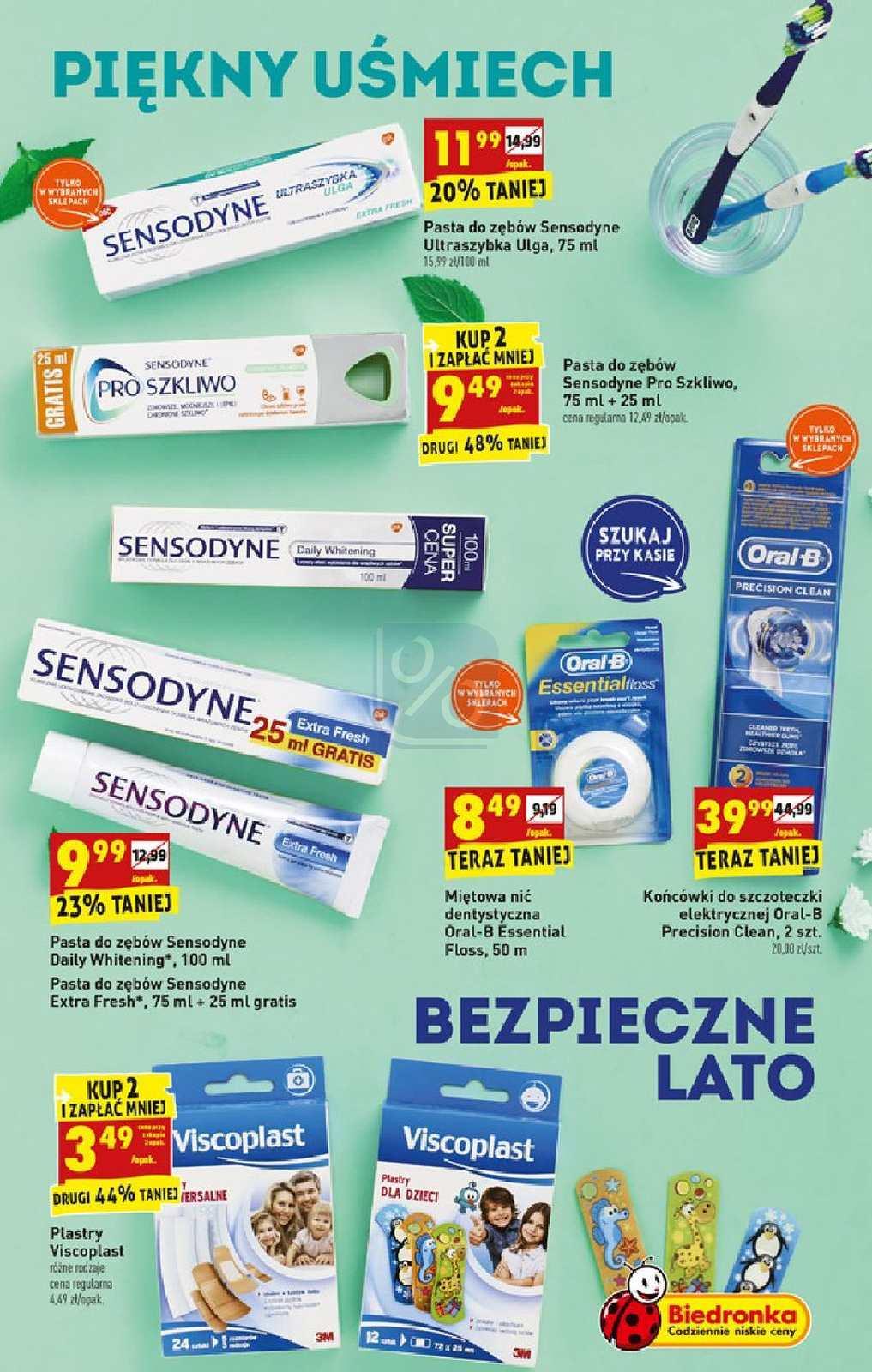 Gazetka promocyjna Biedronka do 28/07/2019 str.52