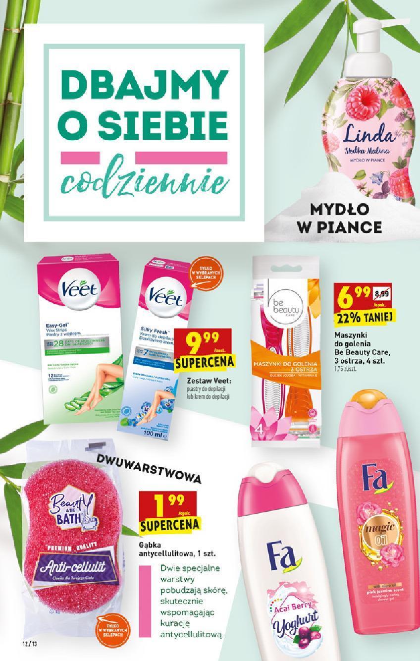 Gazetka promocyjna Biedronka do 21/08/2019 str.11