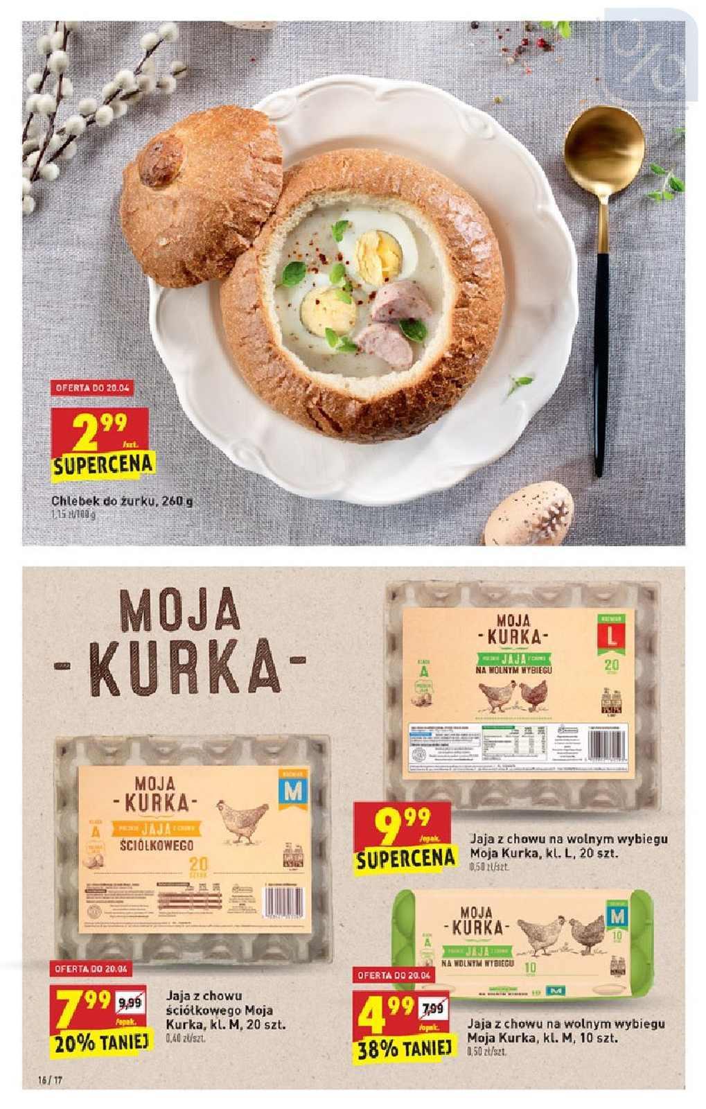 Gazetka promocyjna Biedronka do 24/04/2019 str.15