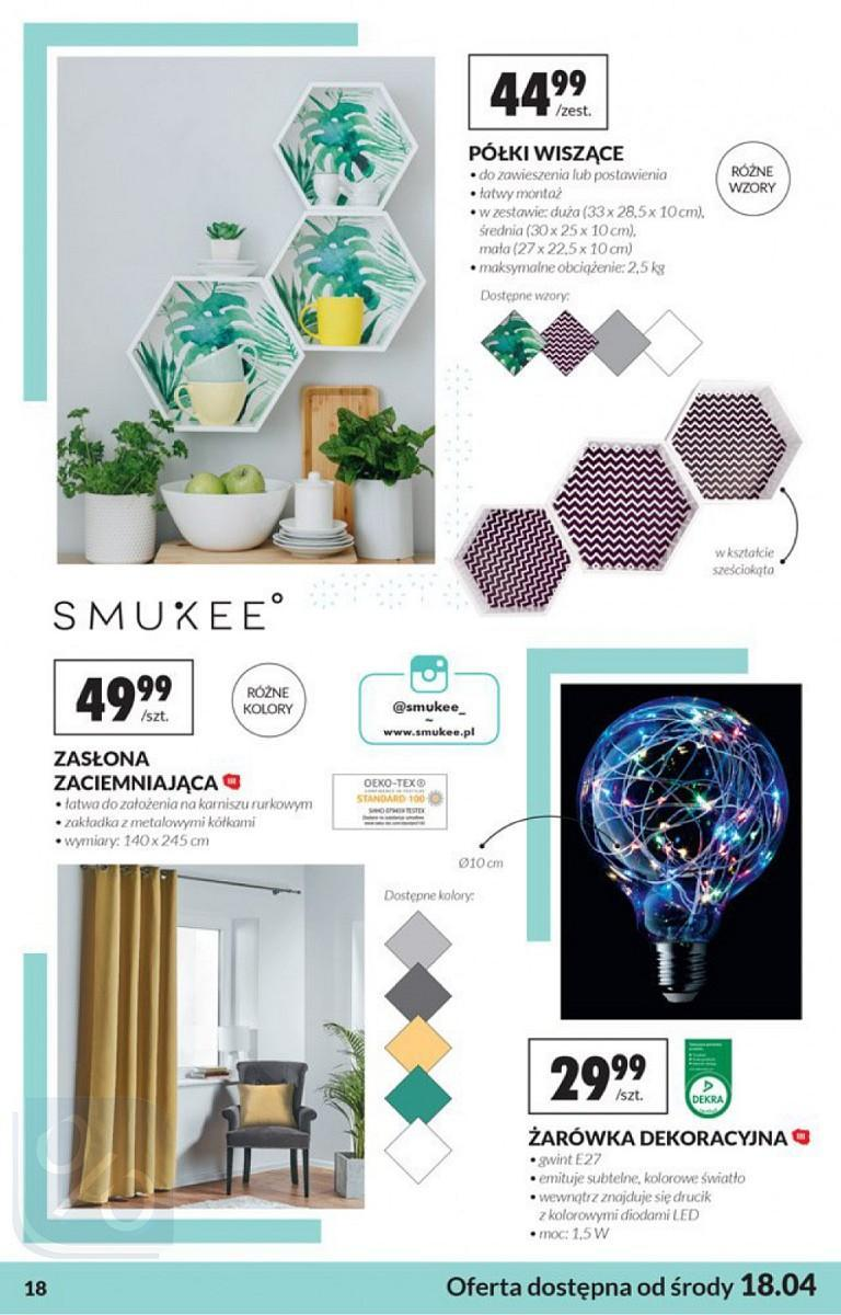 Gazetka promocyjna Biedronka do 30/04/2018 str.4