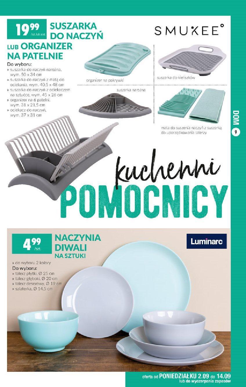 Gazetka promocyjna Biedronka do 18/09/2019 str.9