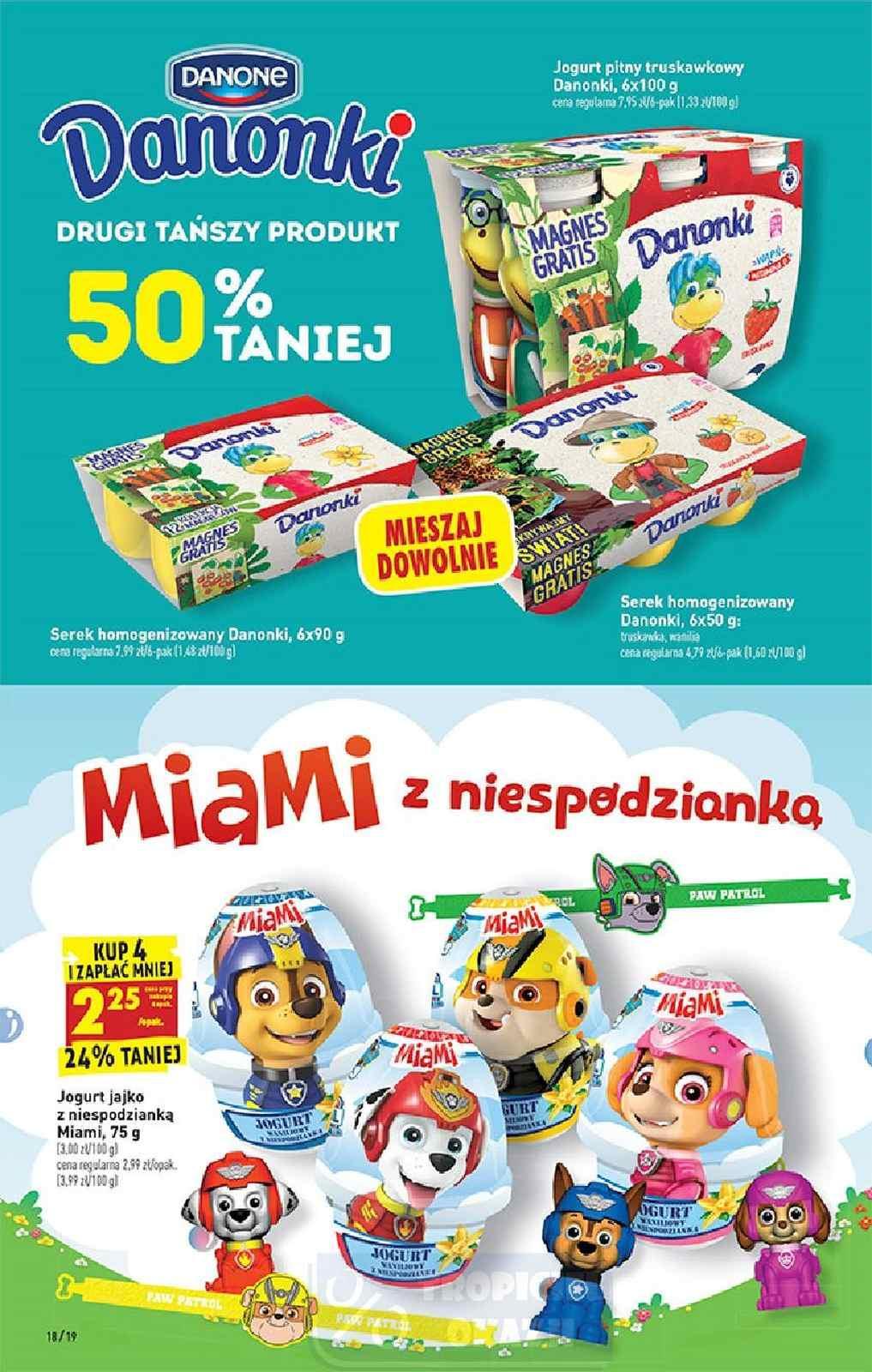 Gazetka promocyjna Biedronka do 06/06/2020 str.18