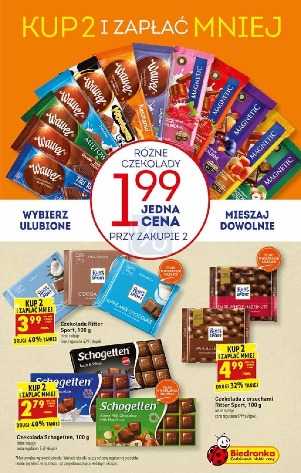 Gazetka promocyjna Biedronka do 28/07/2019 str.43