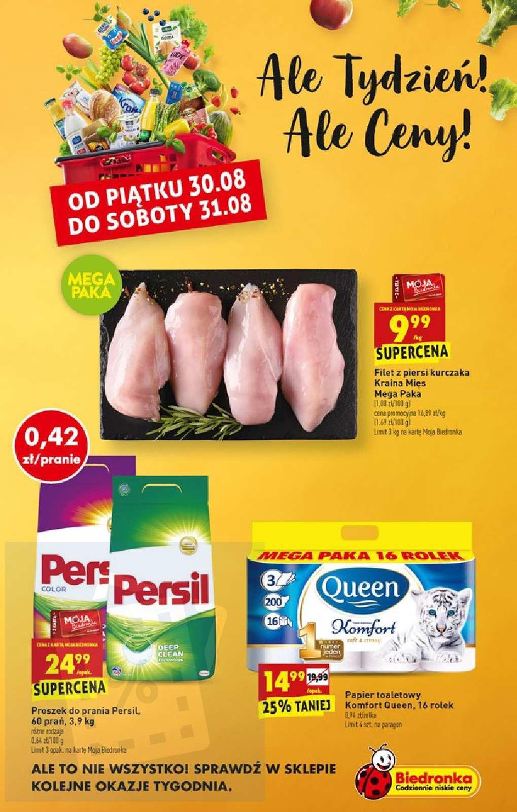 Gazetka promocyjna Biedronka do 04/09/2019 str.6